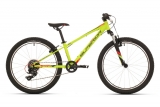 SUPERIOR Racer XC 24 Matte Radioactive Yellow/Black/Red mod.018