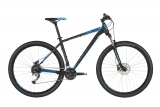 "KELLYS Spider 50 Black Blue 29""2019"