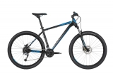 "KELLYS Spider 50 Black Blue 27.5""2019"