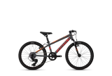 "Kato 20"" Essential - Dark Silver / Red / Orange"