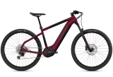 E-Teru Advanced 27.5 Y630 - Dark Cherry / Midnight Black / Gray